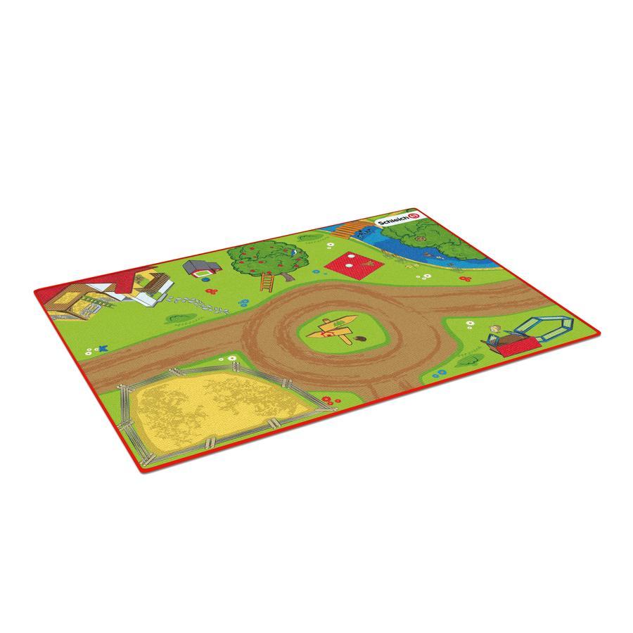 Schleich Alfombra de juegos estampado granja 42442