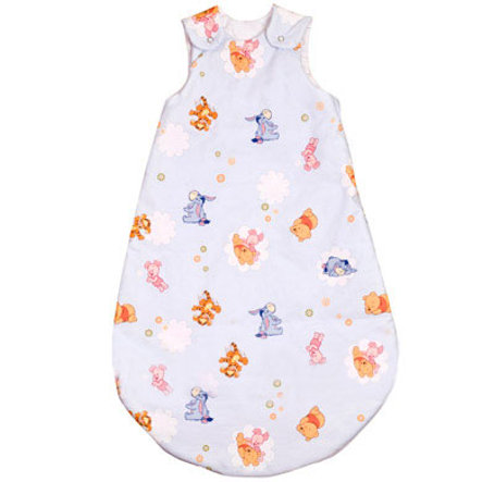 JULIUS ZÖLLNER Schlafsack 90 cm Baby Pooh and Friends (1000-3)
