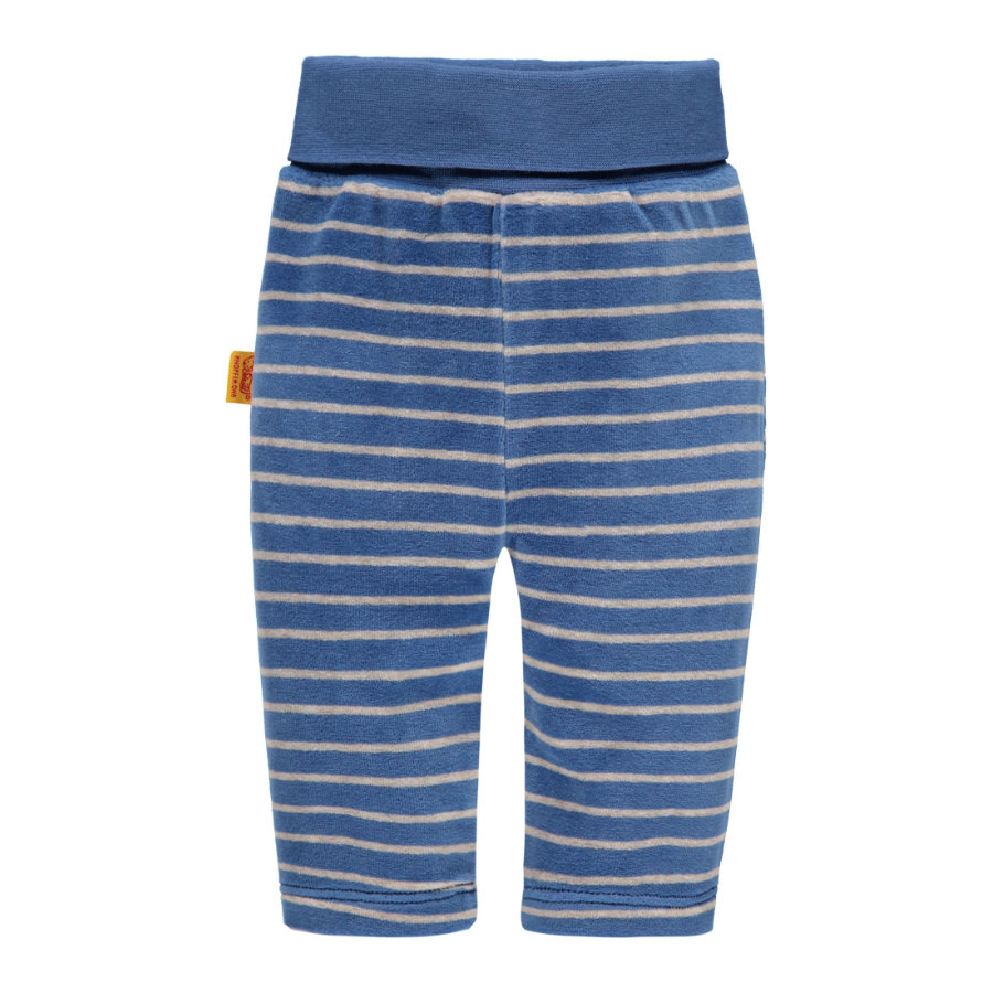 Steiff Boys joggingbroek Nicky, blauw