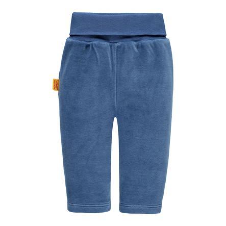 Steiff Boys Jogginghose Nicky, blau