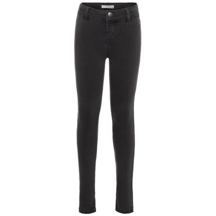 name it Girl s Jeans Jeans Polly denim gris foncé