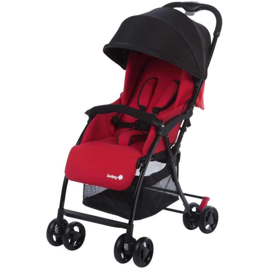 Safety 1st Paraplyvagn Urby Plain Red