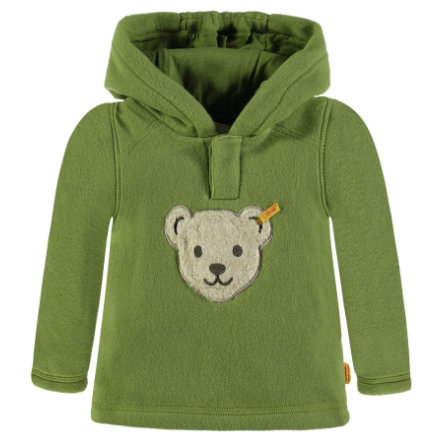 Steiff Boys Sweatshirt Fleece, grün