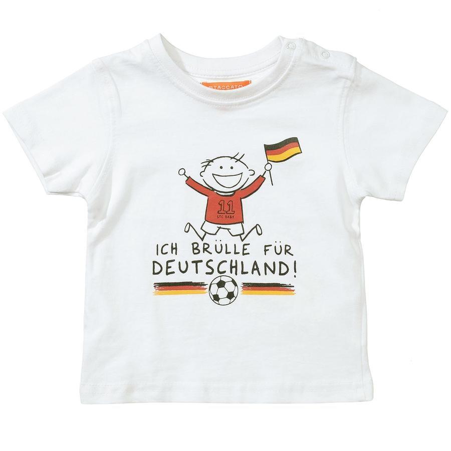 STACCATO T-Shirt weiß