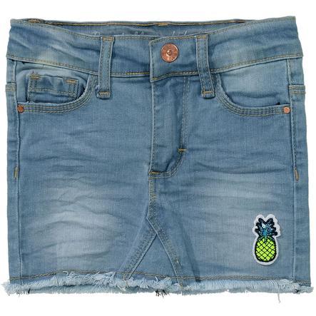 STACCATO Gilrs dżinsy spódnica jasnoniebieska