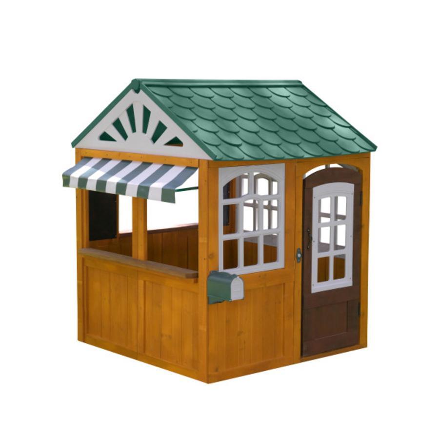 """Kidkraft® have-legehus af træ """"Garden View"""""""