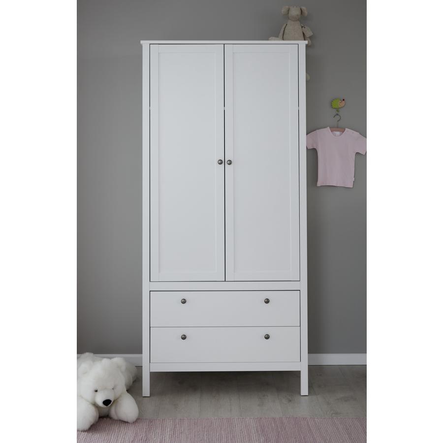 trendteam kleiderschrank ole 2 t rig. Black Bedroom Furniture Sets. Home Design Ideas