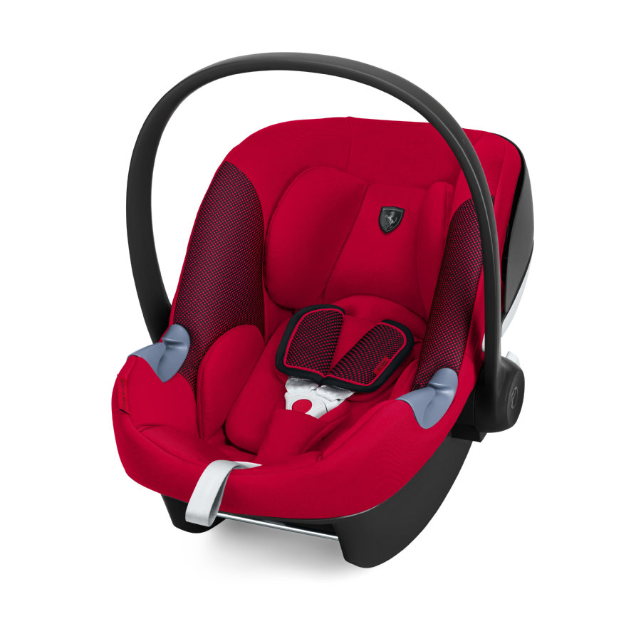 CYBEX GOLD Turvakaukalo Aton M i-Size, Racing Red