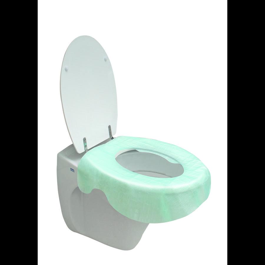 reer Einweg-Toilettenauflage weiß