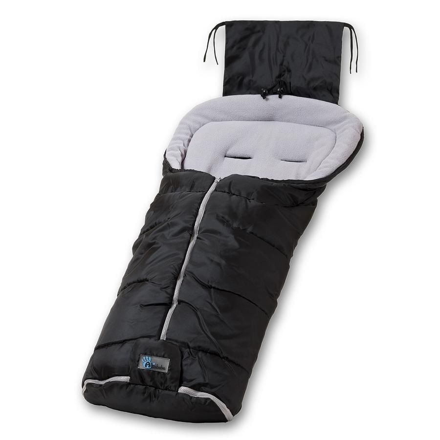 ALTA BÉBE Śpiworek zimowy Basic Footmuf (2202) Black Frede