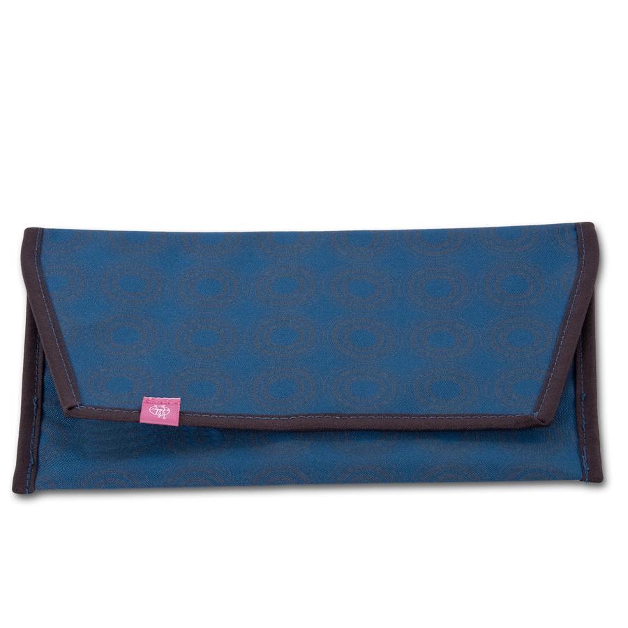 LÄSSIG Casual Nappy Bag voor luiers, petrol/choco
