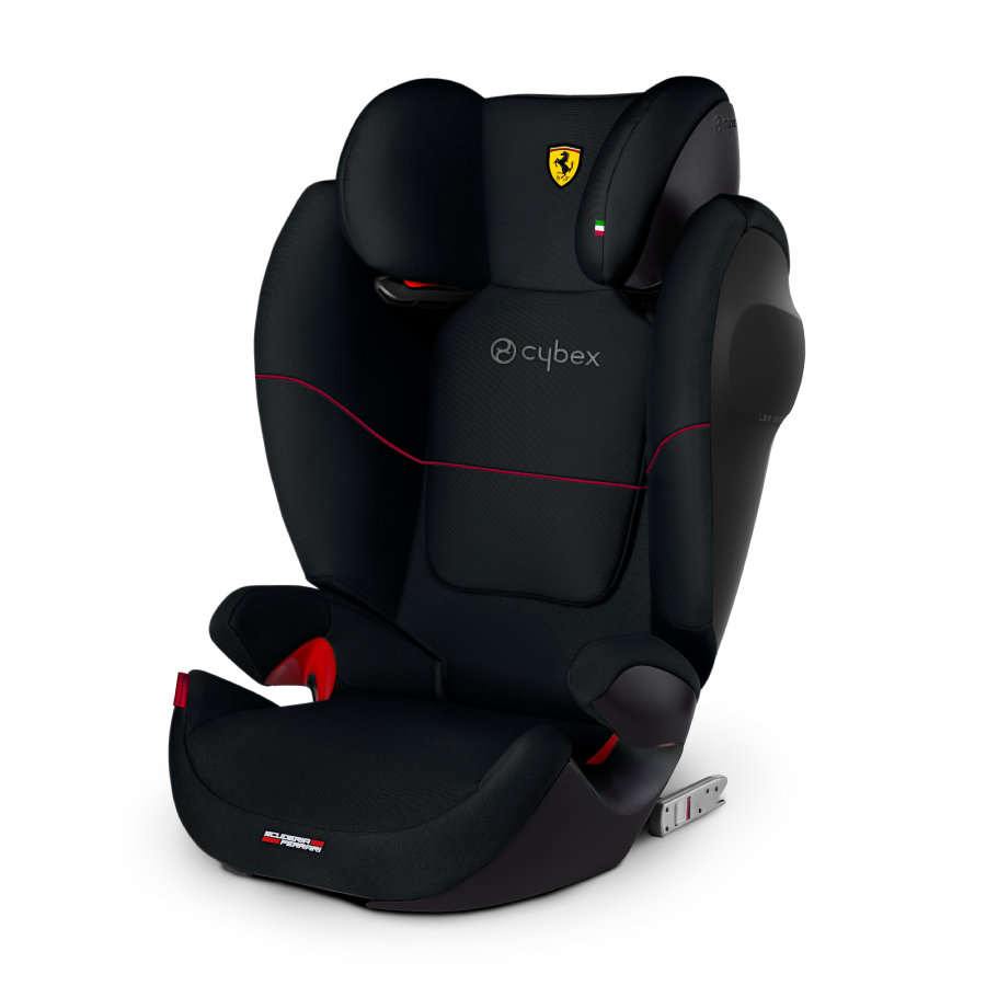 cybex Solution M-fix SL Scuderia Ferrari 2019 Victory Black