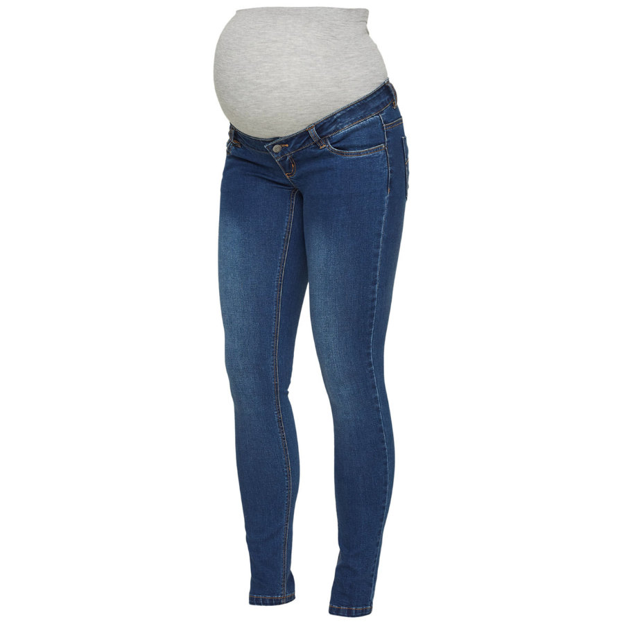 mama licious Jeans maternità MLLOLA Blue Denim MLLOLA Blue Denim
