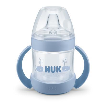 NUK Bicchiere Nature Sense blu, 150 ml, a partire dai 6 mesi