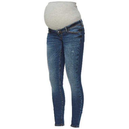 mama licious Jeans de maternité MLOHIO Blue Denim