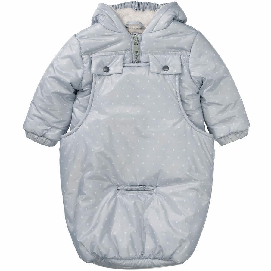STACCATO Costume de neige gris étoile