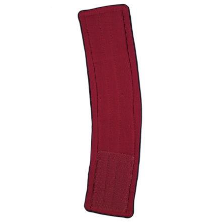 HOPPEDIZ Waist Belt Extension Bondolino Classic light bordeaux-grey