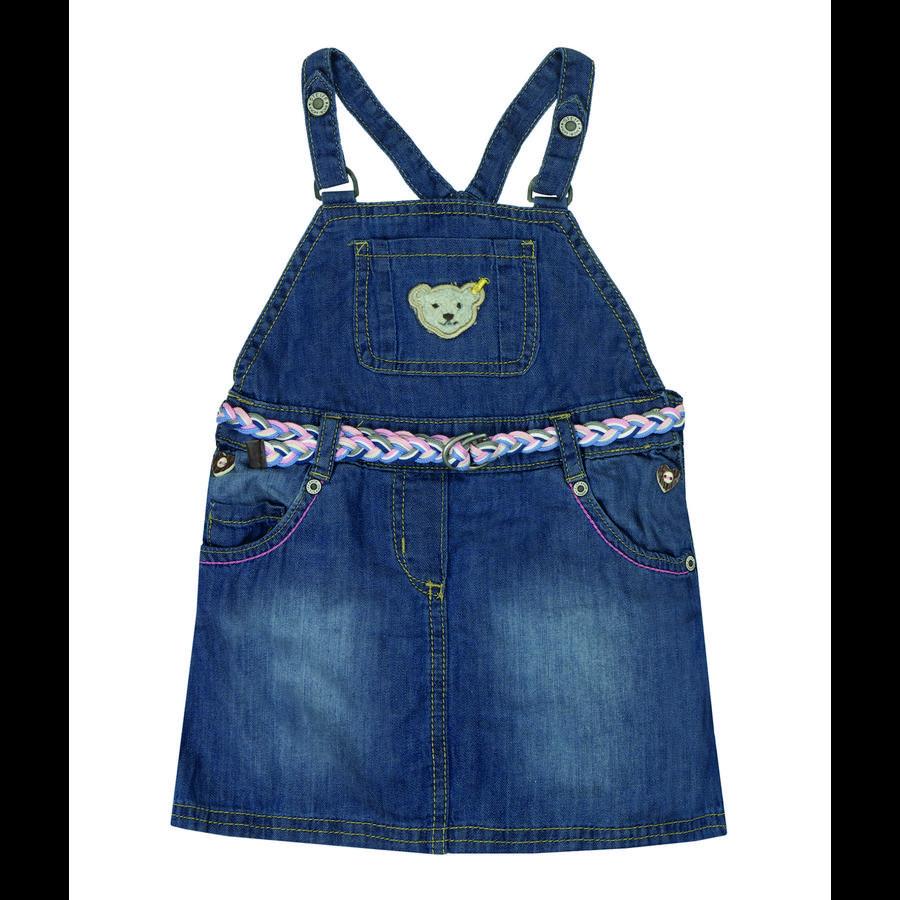 Steiff Girl s Falda de babero con cinturón