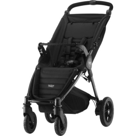 Britax B-motion 4 Plus barnevogn Cosmos Black