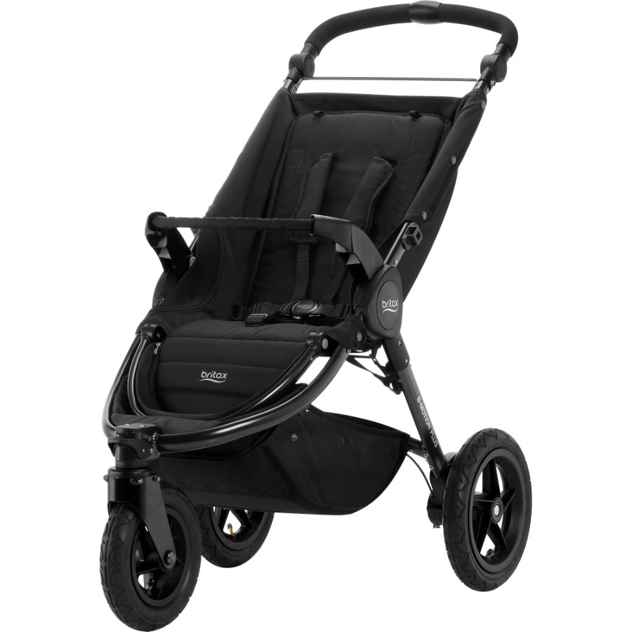 Britax B-Motion 3 Plus 2018 Cosmos Black