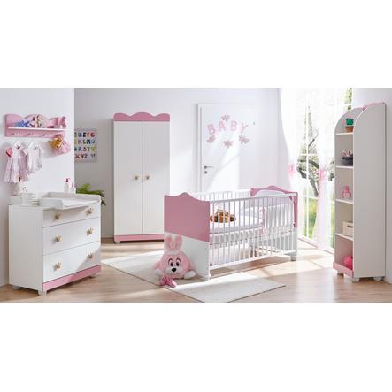 TiCAA Babyzimmer Prinzessin 2-türig