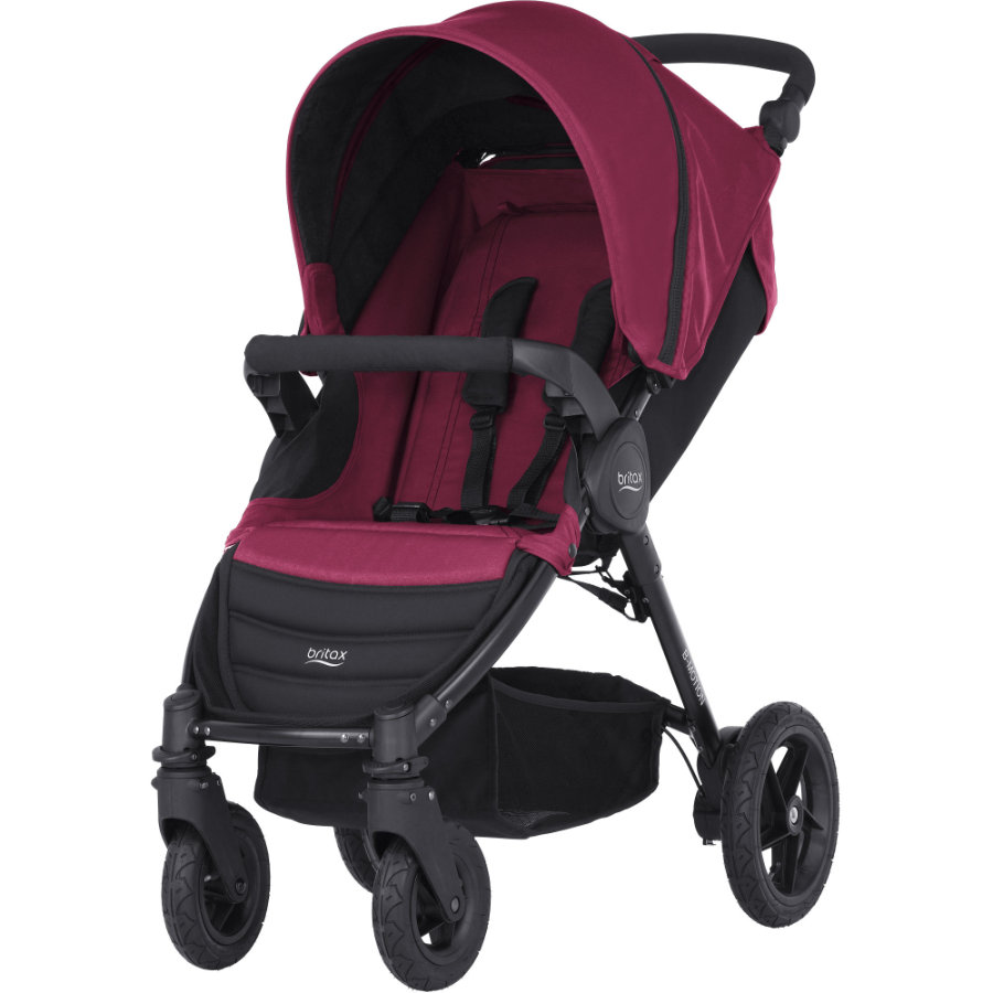 Britax Kinderwagen B-Motion 4 Wine Red