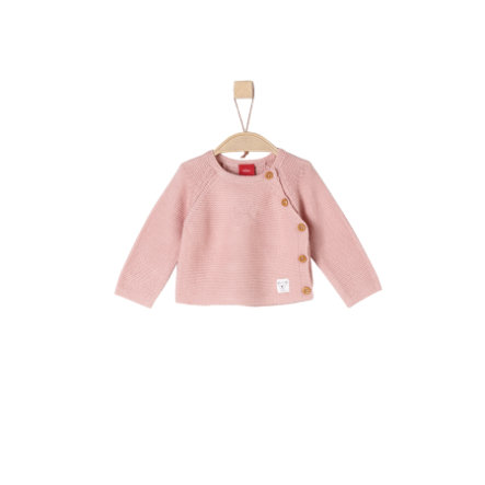 s.Oliver Girls Strickjacke dusty pink