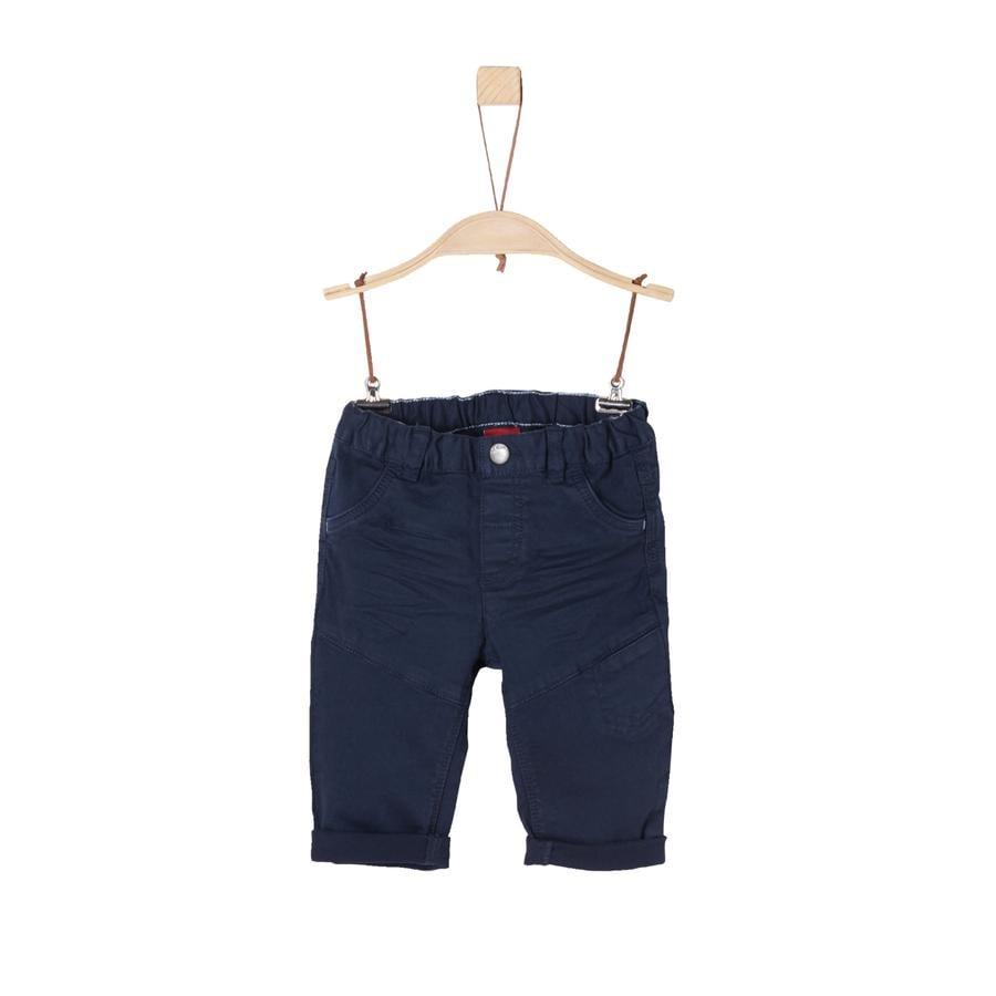 s.Oliver Girl s broek donkerblauw