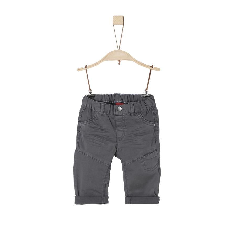 s.Oliver Girl Pantaloni s grigio