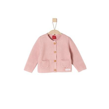 s.Oliver Girl s cardigan poussiéreux rose