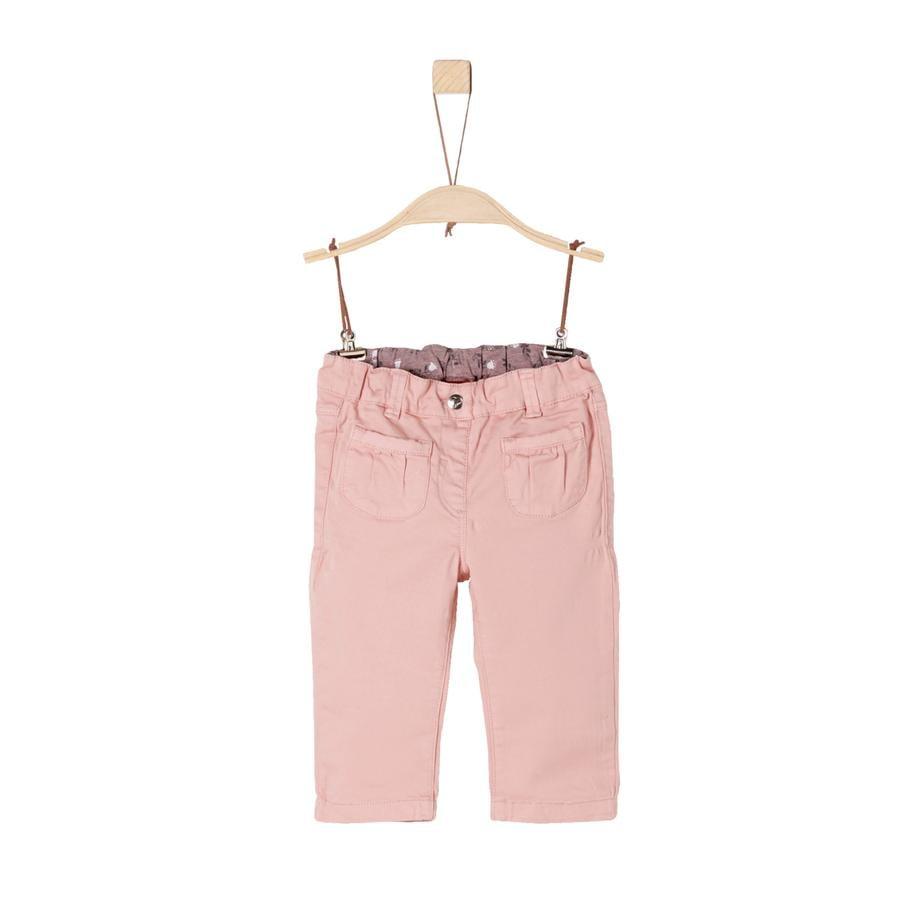 s.Oliver Girl s Jeans stoffig roze