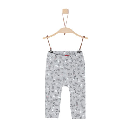 s.Oliver Girls Leggings grey