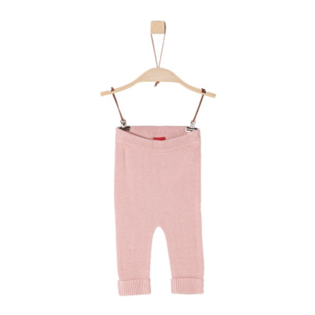 s.Oliver Girls Strickhose dusty pink