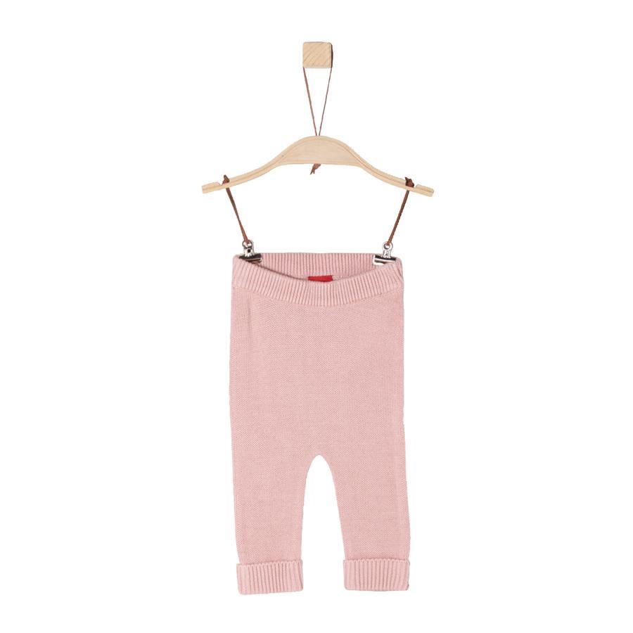 s.Oliver Mjukisbyxor dusty pink