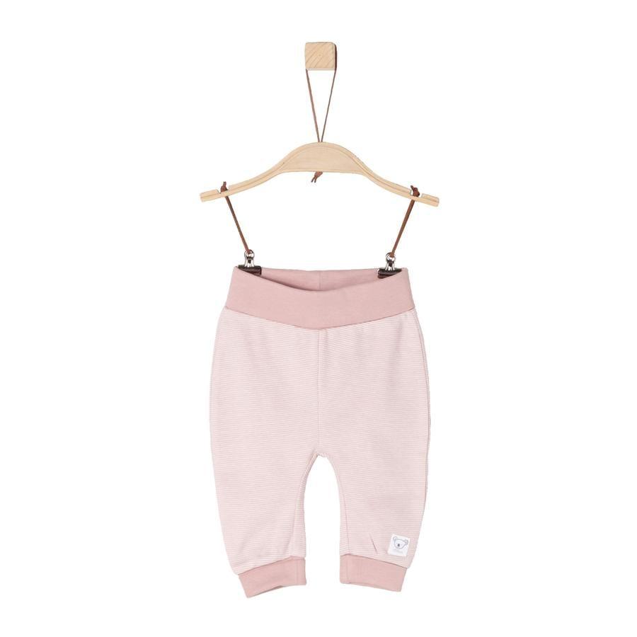 s.Oliver Girl s Sweatbroeken stoffige roze strepen