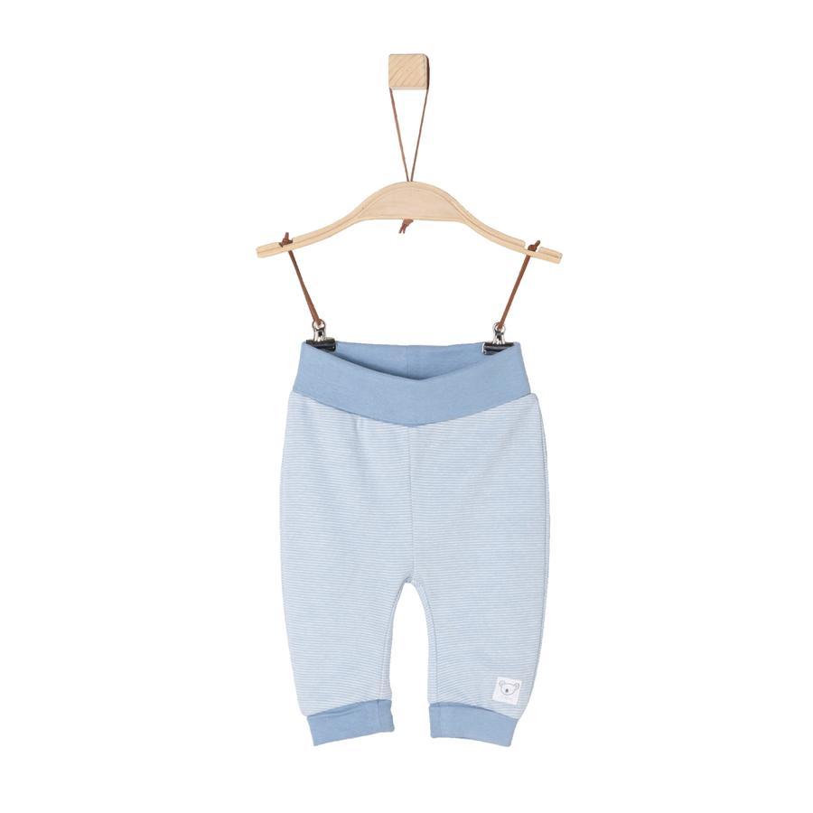 s.Oliver Pantalon rayures bleues