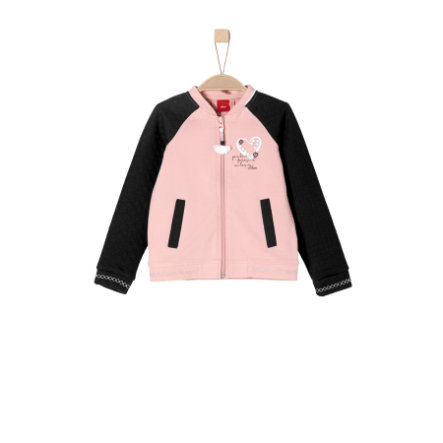s.Oliver Sweatjacka dusty pink