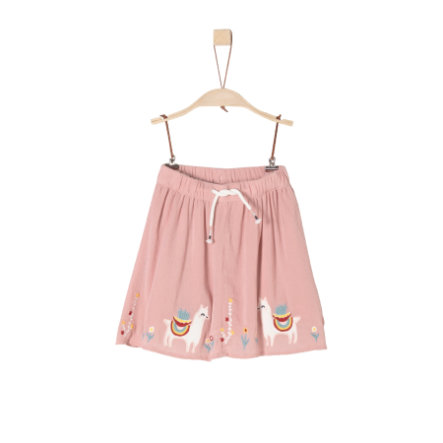 s.Oliver Girls Rock dusty pink