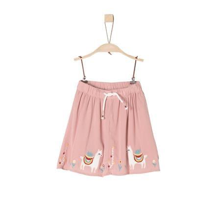s.Oliver Kjol dusty pink