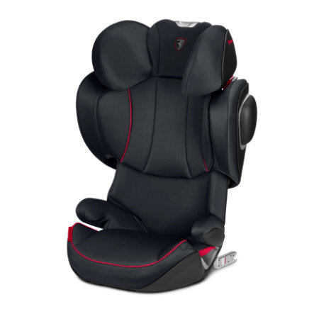 cybex PLATINUM Kindersitz Solution Z-fix Scuderia Ferrari Victory Black