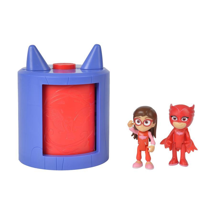Simba PJ Masks proměna Amaya a Eulette