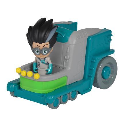 Simba PJ maskerer Romeo med laboratorium