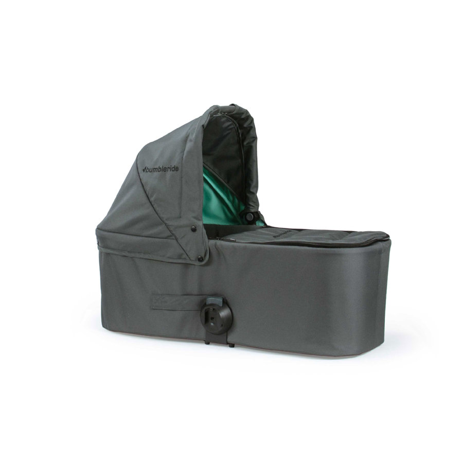 Bumbleride Liggedel Carrycot Single til Indie/Speed  Dawngrey/Mint