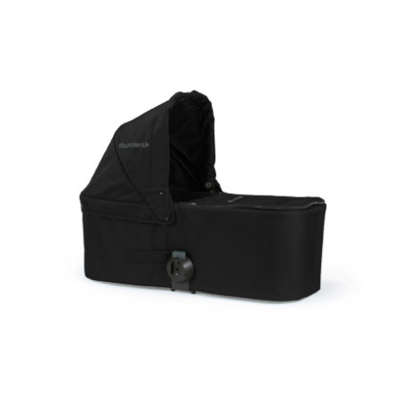 Bumbleride Kinderwagenaufsatz Carrycot Single für Indie und Speed Matte Black