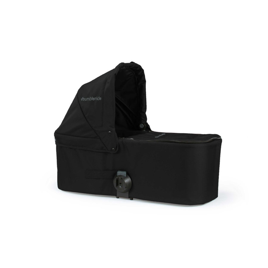 Bumbleride Reiswieg Carrycot Single voor Indie en Speed Matte Black