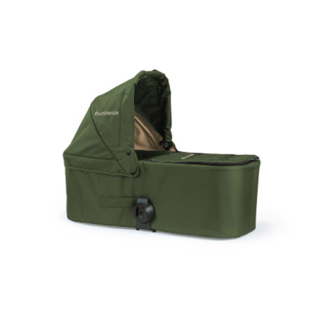 Bumbleride Navicella Carrycot Single per Indie e Speed Camp Green
