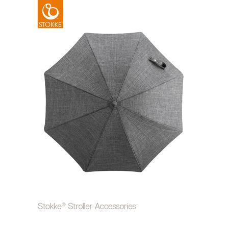 STOKKE® Sonnenschirm Black / Black Melange
