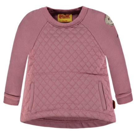 Steiff Girls Sweatshirt, altrosa