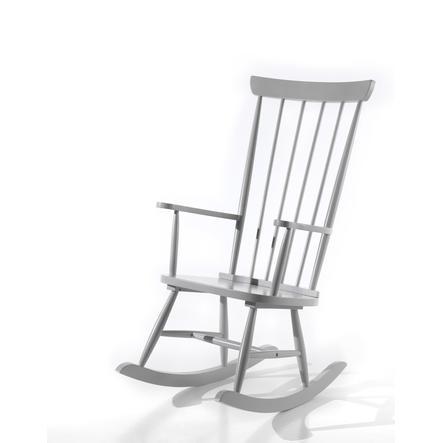 VIPACK Krzesło na biegunach szare