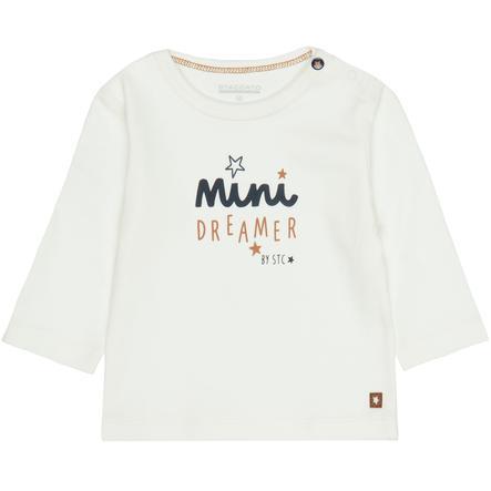 STACCATO  Chlapecké tričko s dlouhým rukávem white